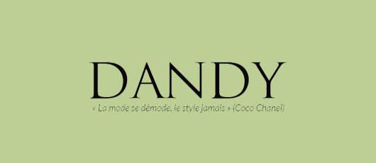 CINABRE dans Dandy Mag
