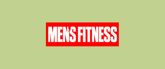 CINABRE sur Men's Fitness