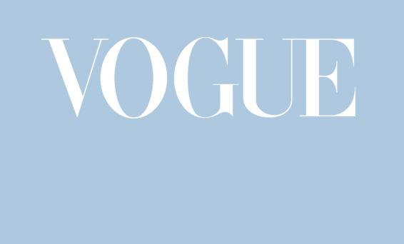 CINABRE dans Vogue