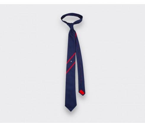 Cravate golf Phil Mickelson - soie - Cinabre Paris