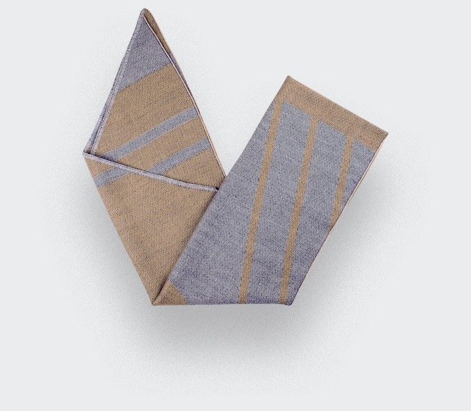 Écharpe beige - cinabre paris