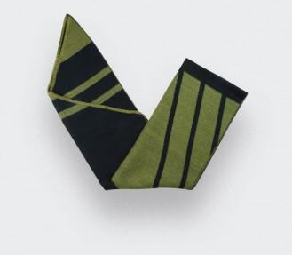 Écharpe Verte - cinabre paris