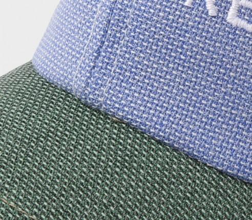Casquette Cinabre en laine et soie Marlon N°3