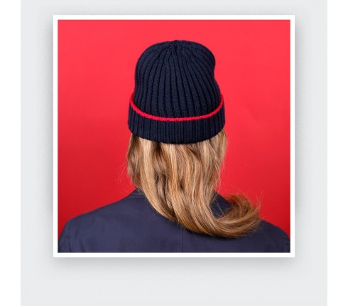 Beany Navy blue Cinabre