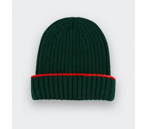 Bonnet vert forêt de Cinabre paris