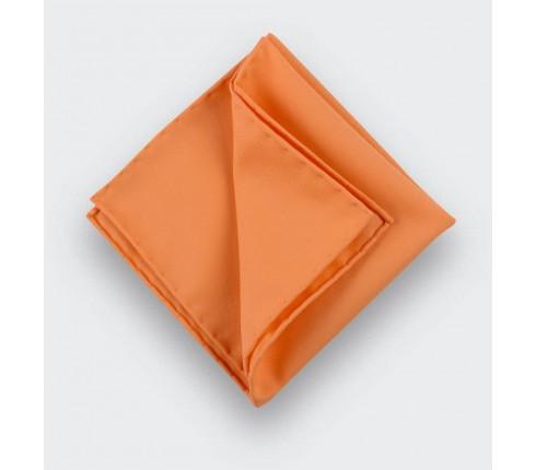 CINABRE Paris - Pochette - Corail orange - Fait Main