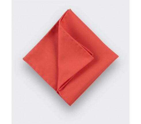CINABRE Paris - Pochette - Corail rouge - Fait Main