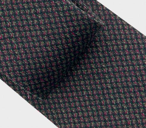 Khaki Meteorite Tie - Cinabre Paris