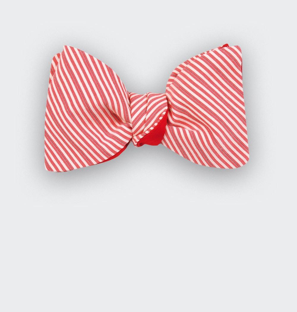 Red Sunbed Bow tie - Cinabre Paris
