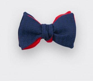 Cosmic Blue Bow Tie