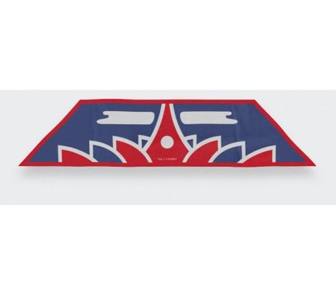 90's scarf PSG x CINABRE