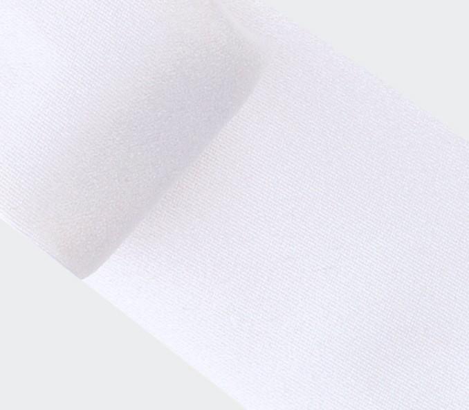 cravate satin blanc - cinabre paris