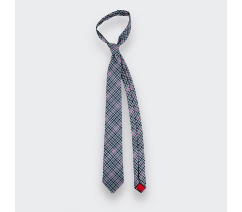 Grey Alderney Tie - Cinabre Paris