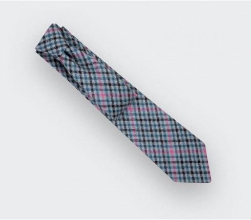 Cravate Alderney Grise - Cinabre Paris