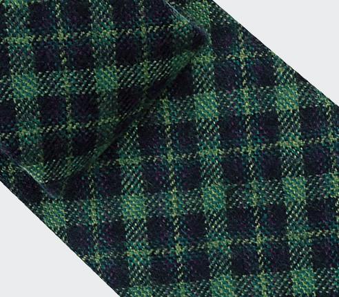 Cravate Sark Verte - Cinabre Paris