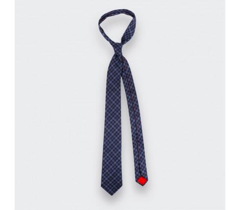 Blue Alderney Tie - Cinabre Paris
