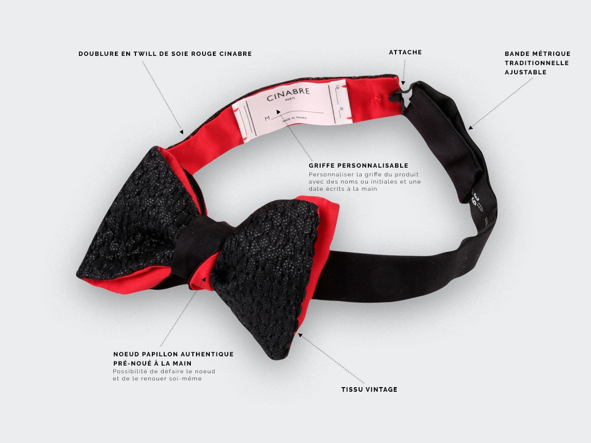 2019 Night I Bow Tie