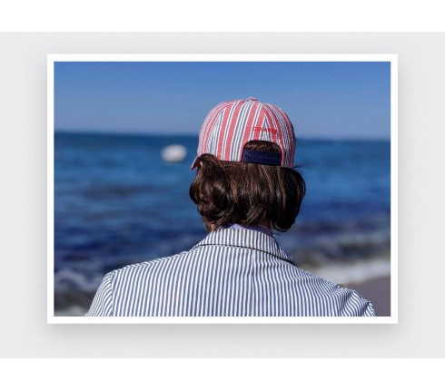Casquette Cinabre Cape Cod n°1 Made in France