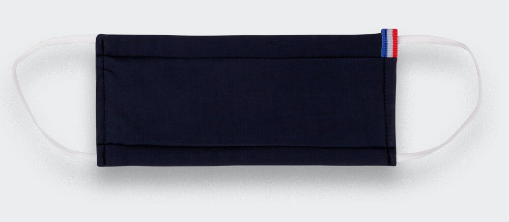 Cinabre Navy Blue Face Mask