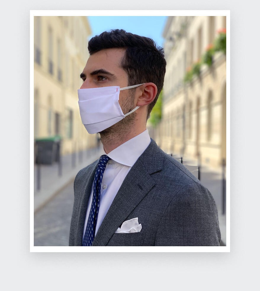 Cinabre Loop Category 2 Face Mask