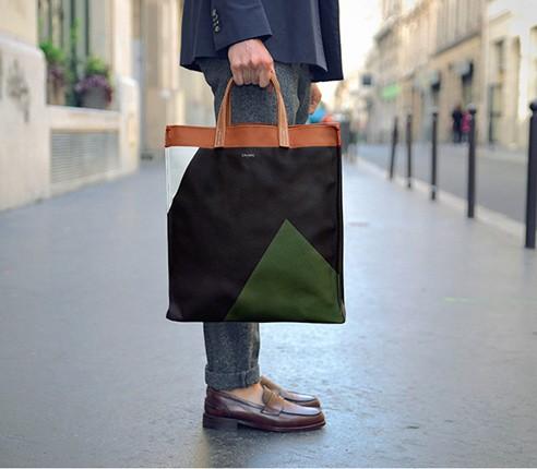 Green Hauteville Bag