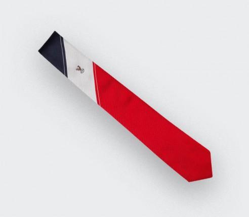 XV de France Tie - made in France by Cinabre Paris