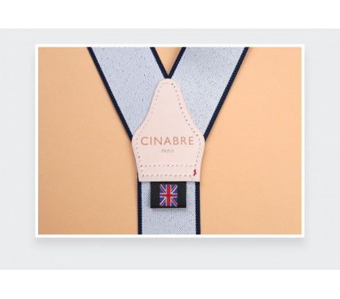 Burgundy Braces - Cinabre Paris