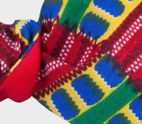 Red Wax Kid Bow Tie - Cinabre Paris