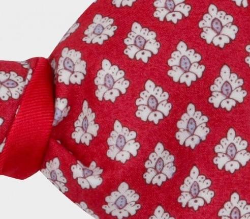 Noeud Papillon Enfant Provence Rouge - Fait main par Cinabre Paris