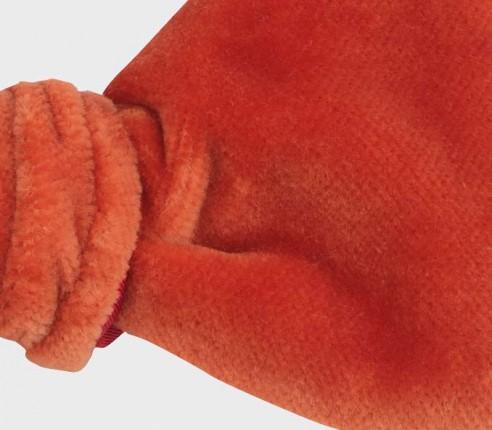 Copper Velvet Bow Tie - Cinabre Paris