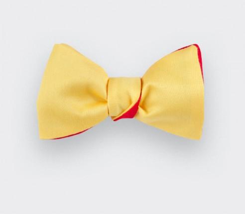 Bow Tie - Yellow Gold - Cinabre Paris