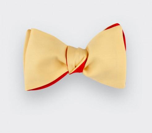 Bow Tie - Pale Yellow - Cinabre Paris