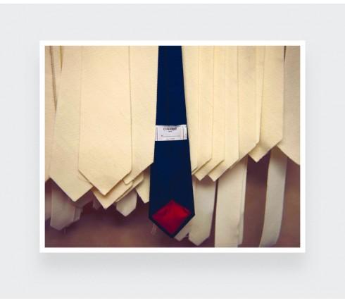 Service réparation et transformation pour cravates. Atelier dans le Loir-et-Cher.