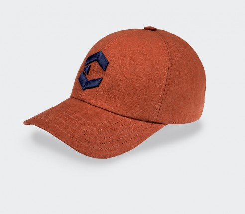 Casquette Baseball Cinabre n°2 Made in France - Cinabre Paris