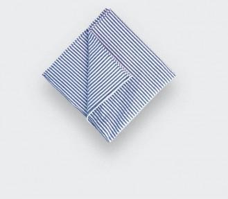 CINABRE Paris - Pochette - Seersucker - Hand Made