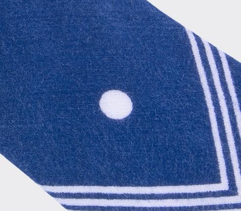 CINABRE - Tie - Bandana Graphique - Made in France