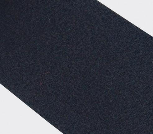 Cravate cinabre en crêpe de laine anglaise, fait main en France