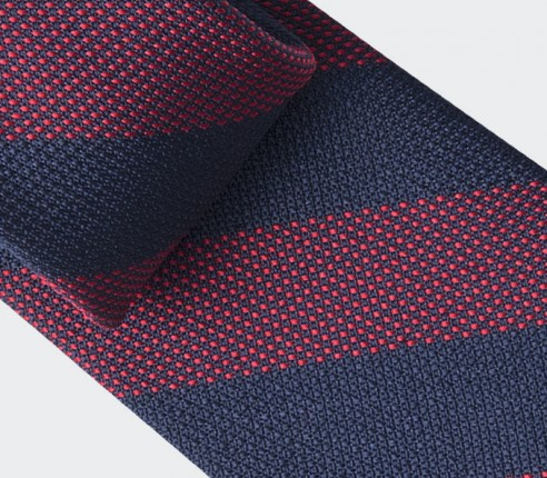 red club cinabre tie - silk - cinabre paris