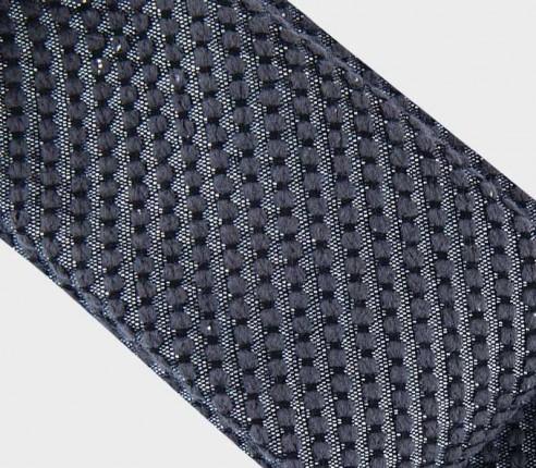 Cravate Jeudi soir - laine - fait main en France by CINABRE Paris