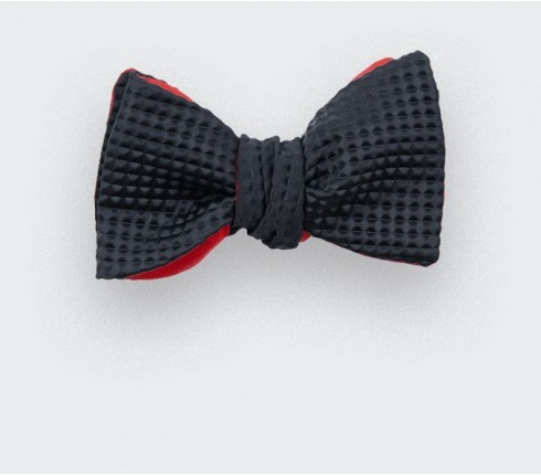 CINABRE Paris - Bow Tie - Blade Runner Black - Made in France