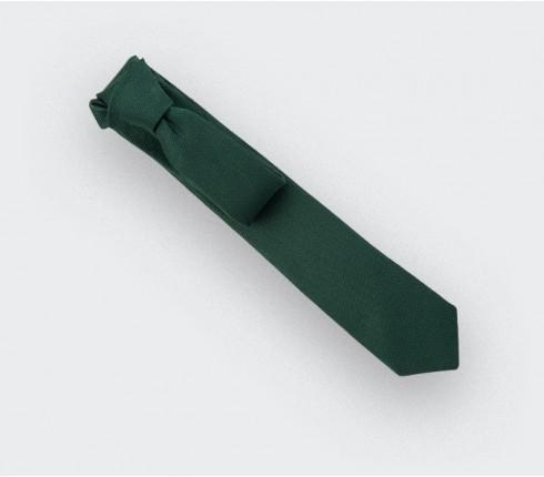 Cravate Lézard Vert - Soie - Cinabre Paris