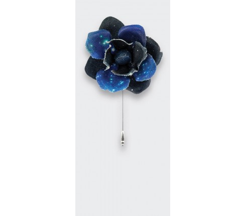 Flower Label Pin Constellation - Cinabre Paris