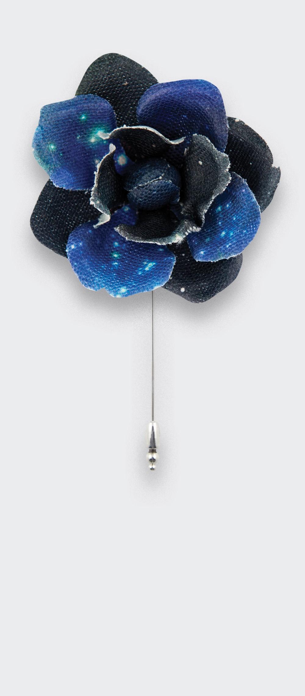 Flower Label Pin Constellation - Cinabre Paris
