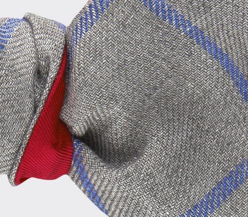 Zinc Agay Bow Tie - linen - Cinabre Paris