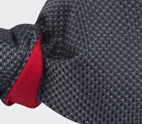Grey Woven Silk bow tie - silk - handmade in France by CINABRE Paris