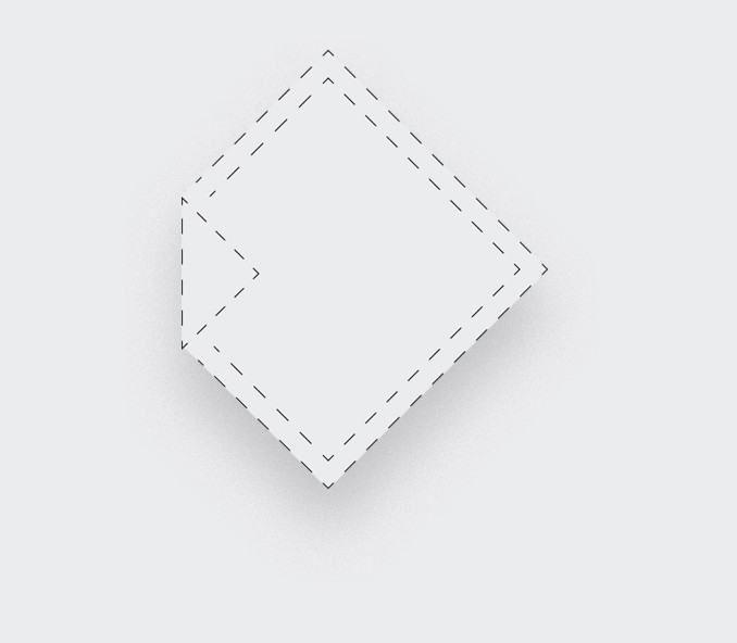 pochete sur mesure - fait main en france - cinabre paris