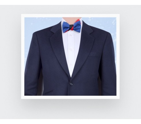 bow tie parisien roi - Made in France - CINABRE Paris