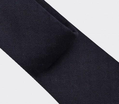Black polka dots tie - cinabre paris