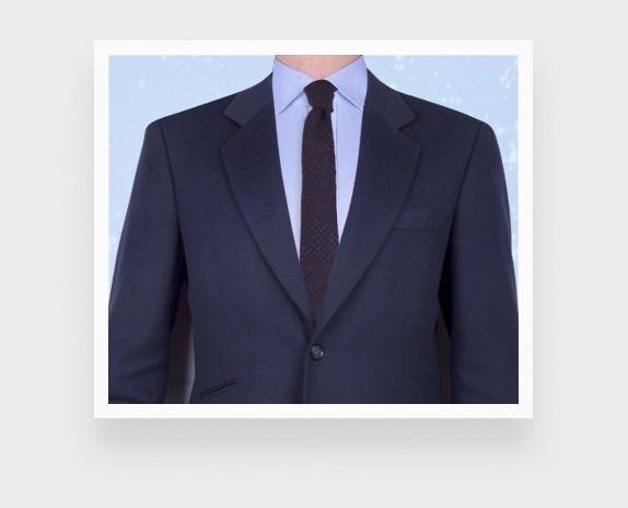 cravate bordeaux prince de galles - cinabre paris