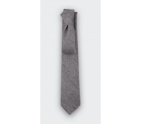 Grey Cinabre cashmere tie - cinabre paris